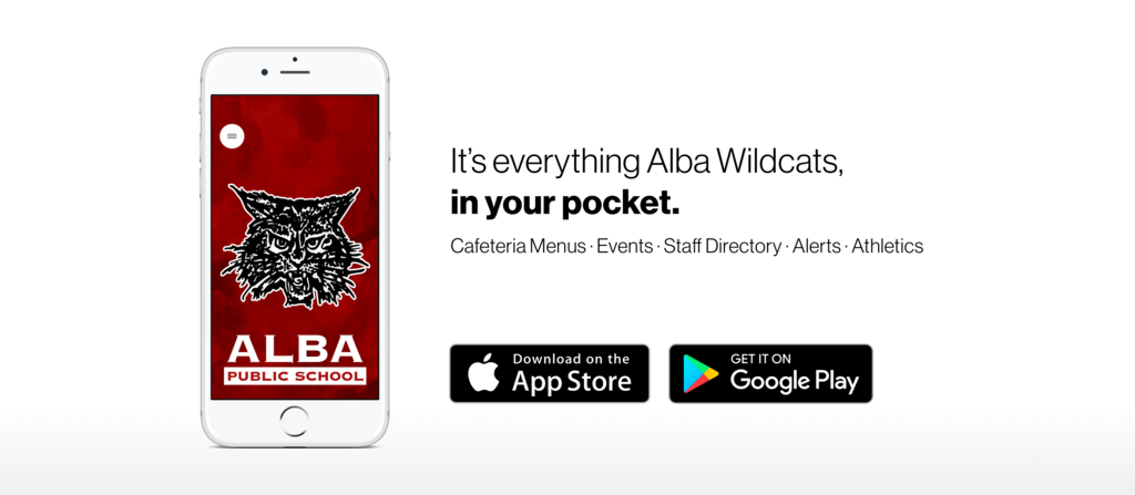 Alba Public School New App.